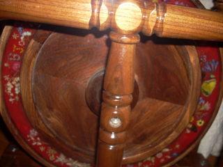 Bottom wheel
