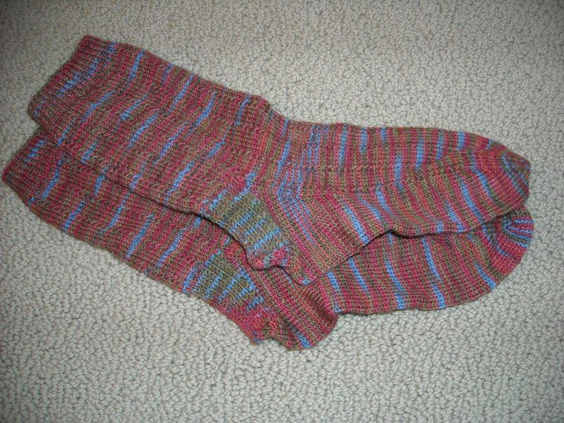Red socks